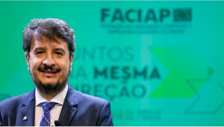 Nova presidência da Faciap
